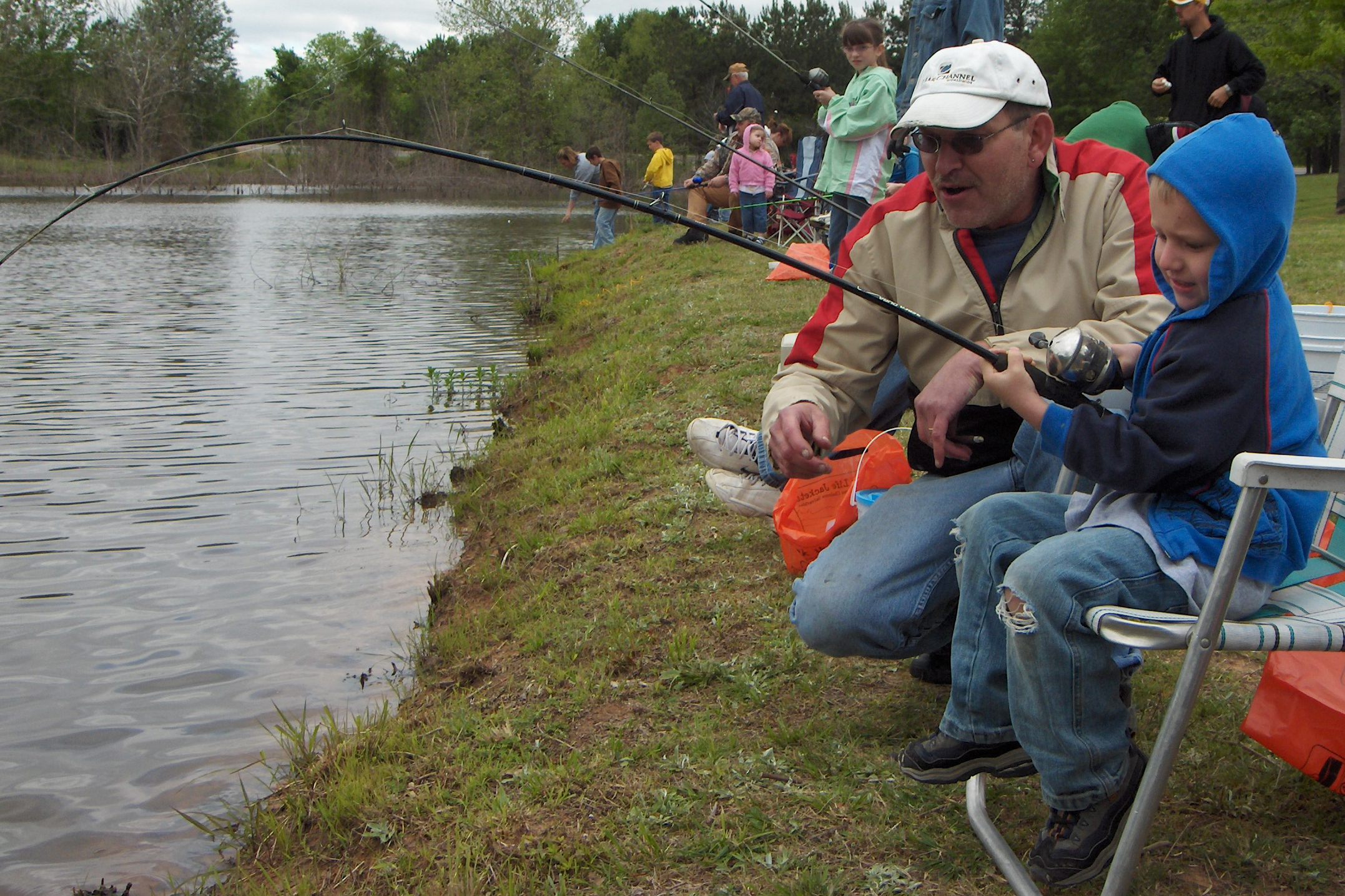 Little rock district missions recreation arkansas for Arkansas game and fish fishing report